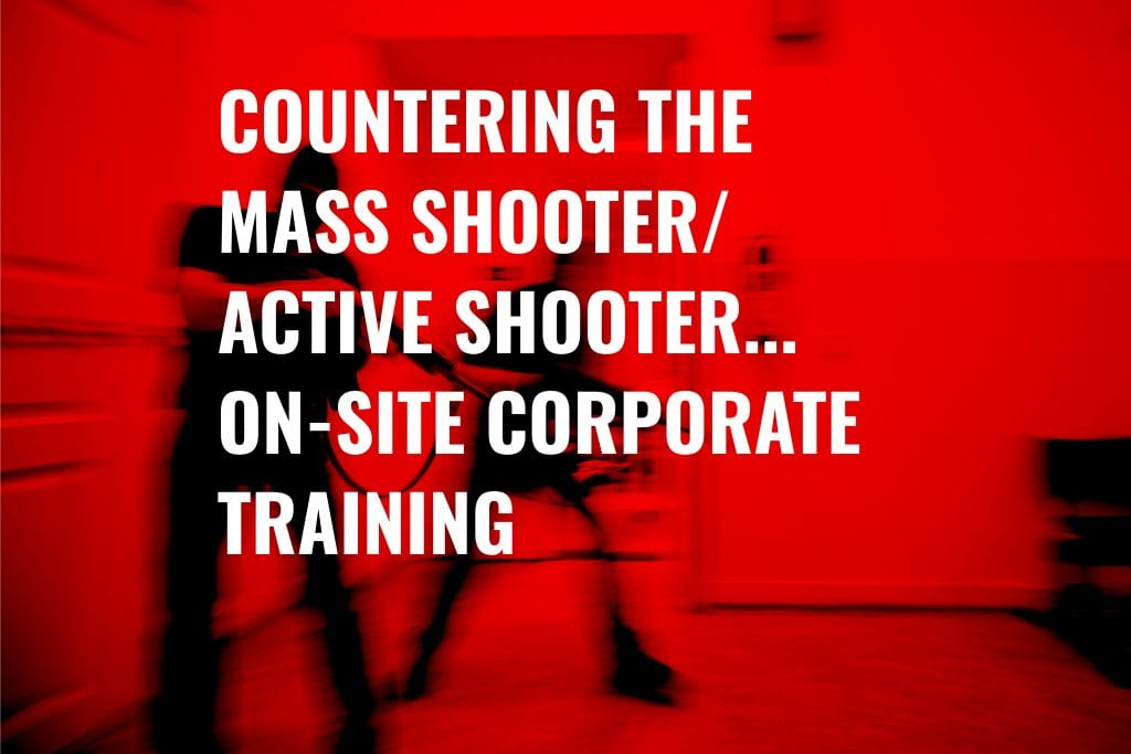 active shooter on site training graphic