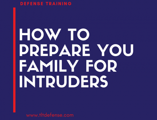 How to Prepare Your Family for Intruders