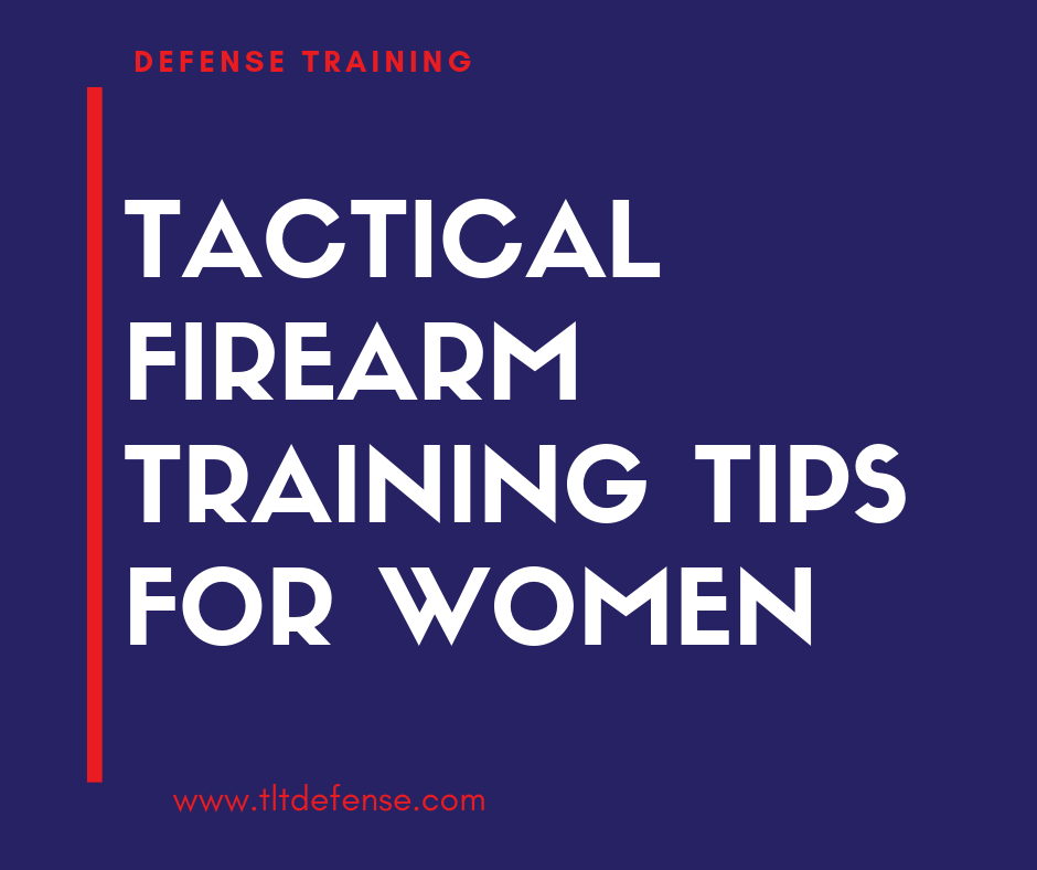 tactical training for women