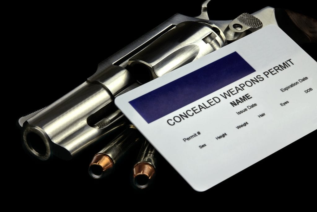 concealed carry post