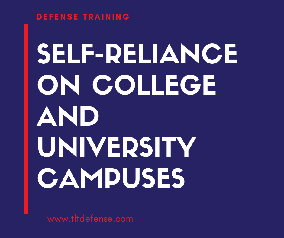 self reliance on campus