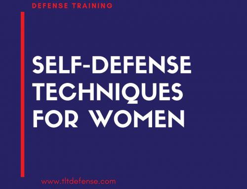 Self-Defense Techniques for Women