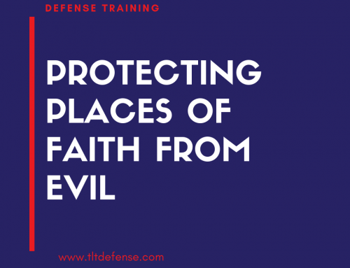 Protecting Places of Faith From Evil