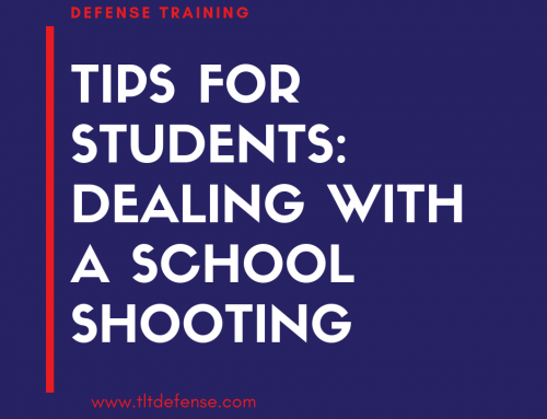 Tips for Students; Dealing with a School Shooting