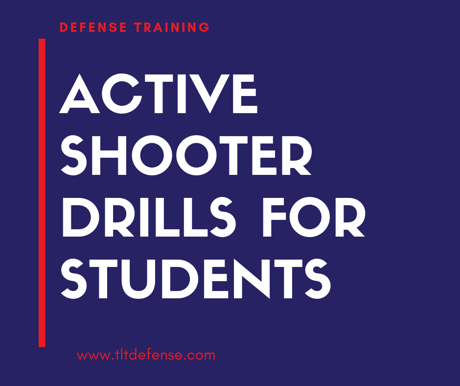active shooter drills for students
