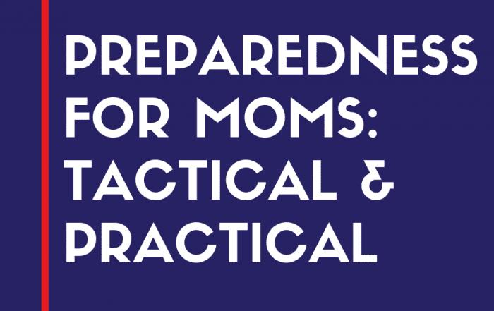 preparedness for moms graphic