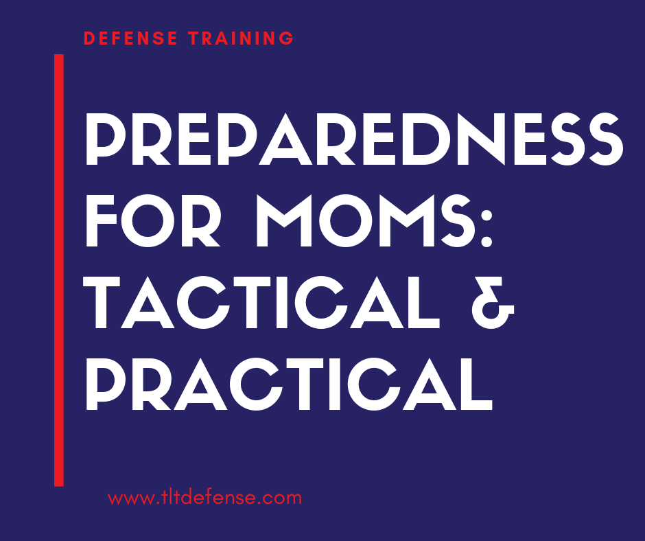 preparedness for moms graphic