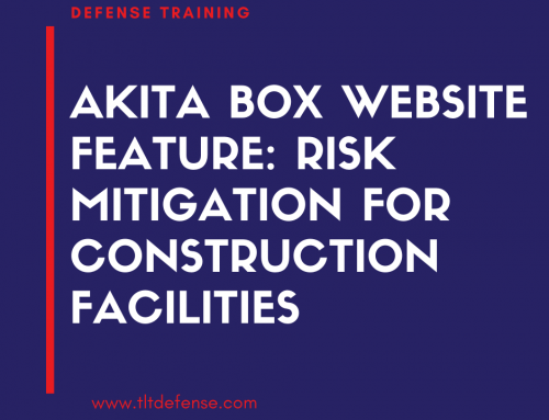 Akita Box Website Feature: Risk Mitigation for Construction Facilities