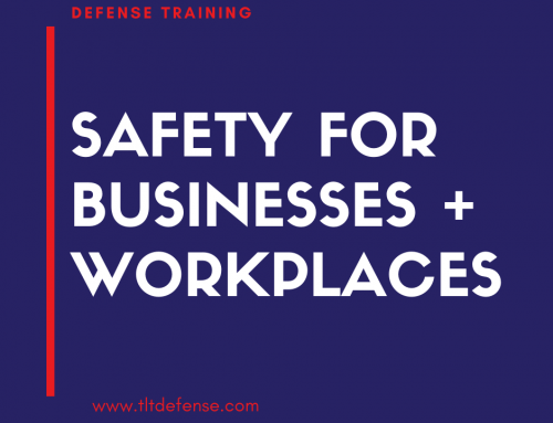 Safety for Businesses and Work Spaces